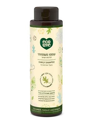 Family Shampoo Ecolove