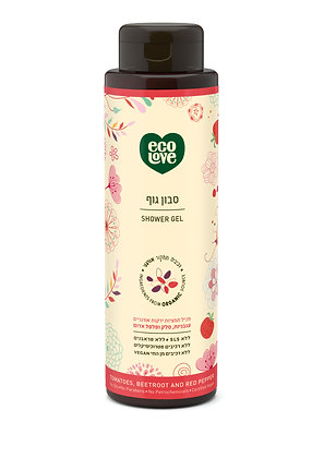 Shower Gel for Normal to Oily Skin Ecolove