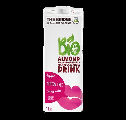 Almond 3% Sweetened Drink 1 Litre DeBridge