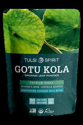 Gotu Kola Powder - Tulsi Spirit