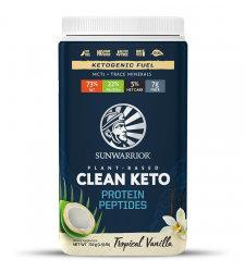 Clean Keto Vanilla Sunwarrior
