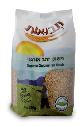 Flax Seed Golden Tvuot