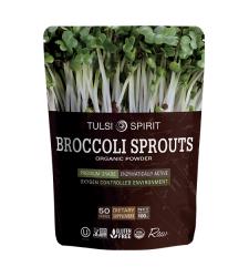Broccoli Sprouts Powder Tulsi Spirit