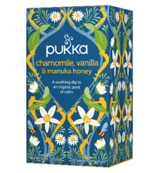Tea Chamomile Vanilla Pukka