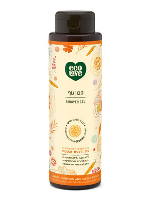 Shower Gel for Normal to Dry Skin Ecolove
