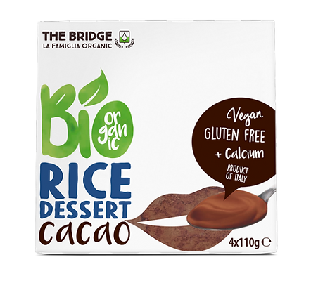 Rice Dessert Chocolate DeBridge