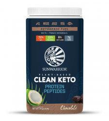 Clean Keto Chocolate Sunwarrior
