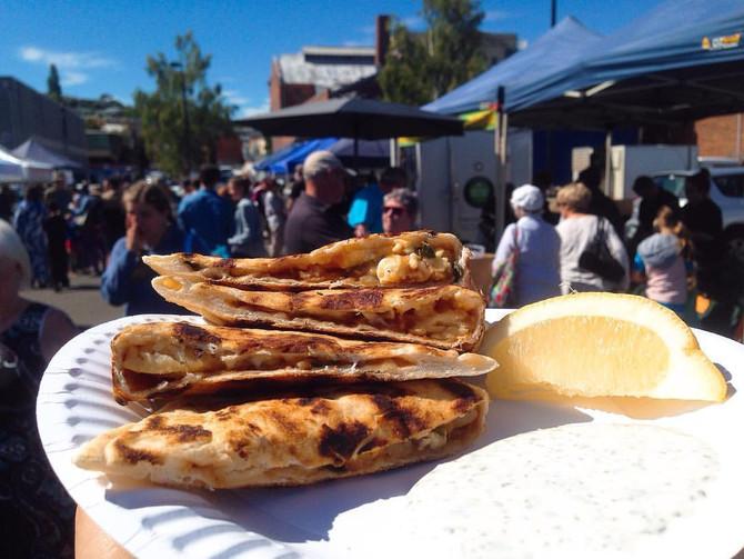 Eat Street's eclectic taste of Tasmania