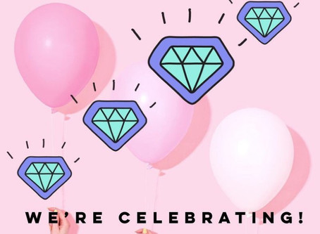 It's our 4th anniversary!