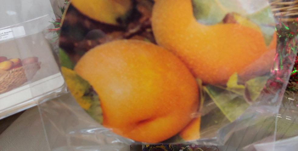 Shinko Asian Pears, Set of 4 Coasters