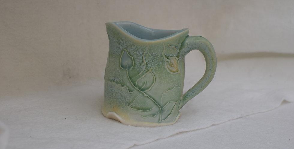 Emerald Leaf Creamer