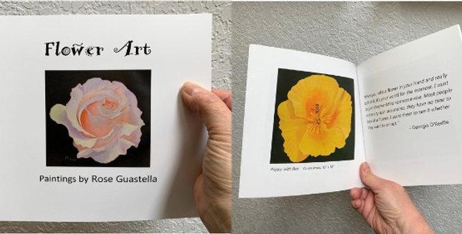 Flower Art Book