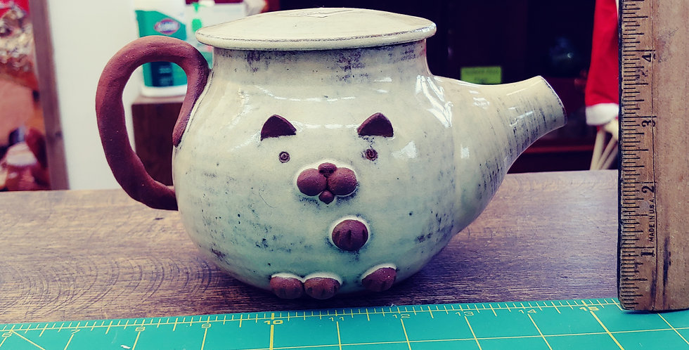 CatWare Teapot