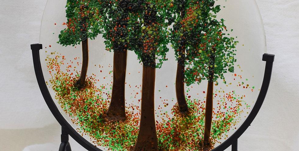 Round w/Tree