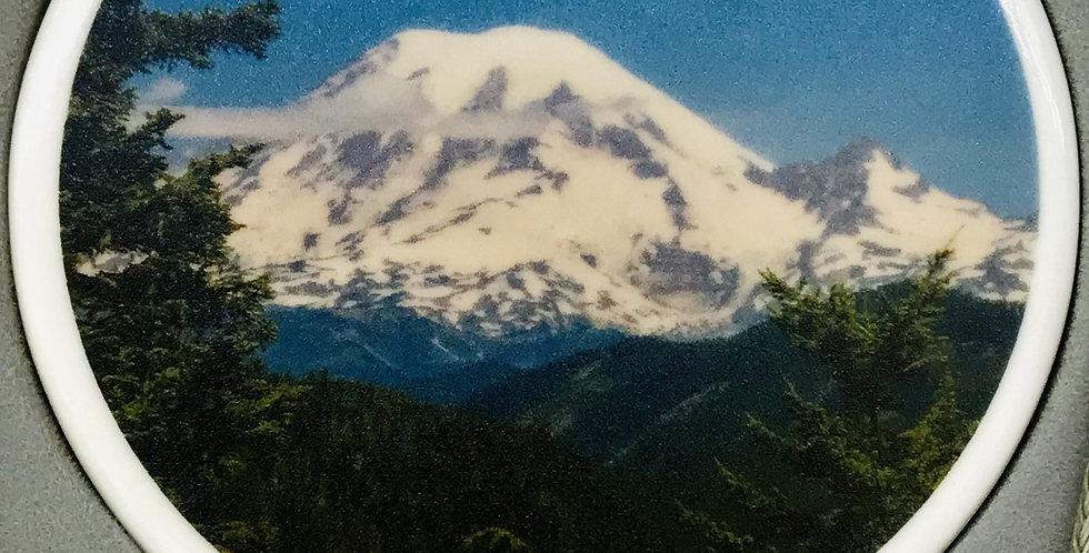 Mt. Rainier, Set of 4 Coasters