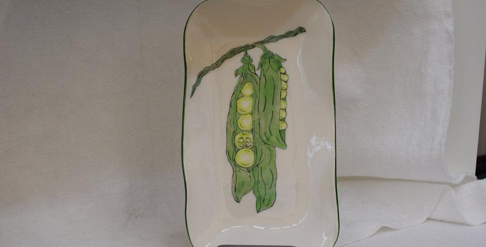 Peas Plate