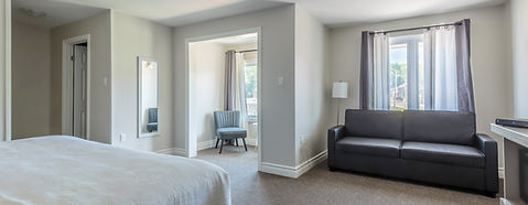 Picton Harbour Inn Room Interior