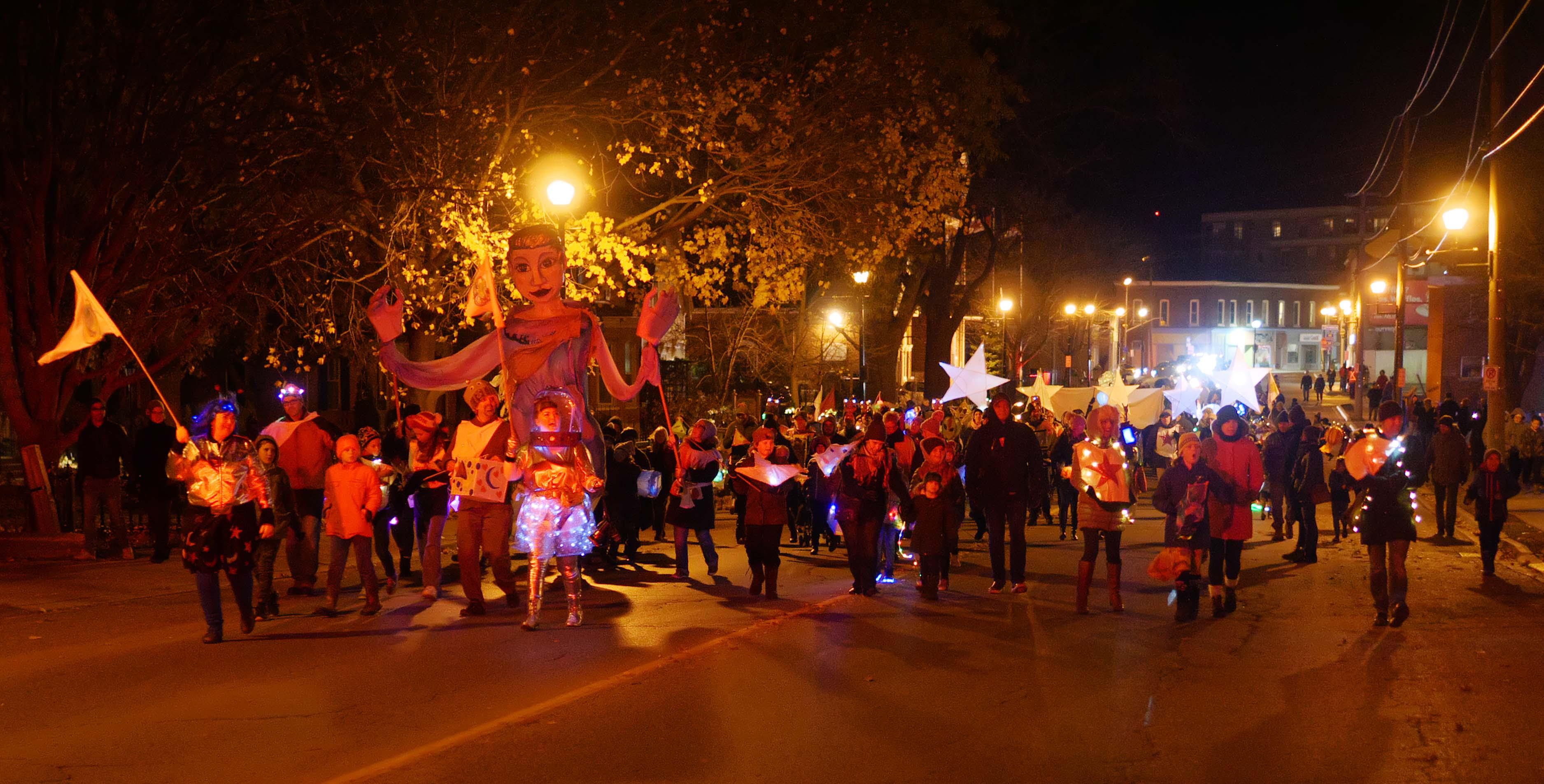 FLF parade Ramesh Pooran