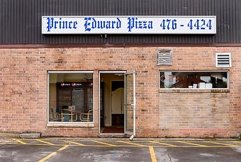 Prince Edward Pizza