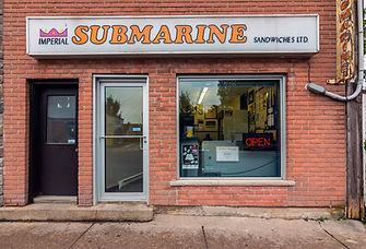 Imperial Submarine