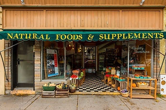 County Sunshine Natural & Health Foods