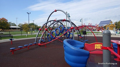 Playground at Picton Fairgrounds