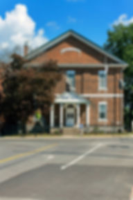 Shire Hall Picton Ontario