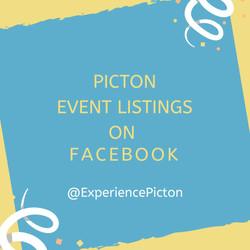 Facebook Event Listings