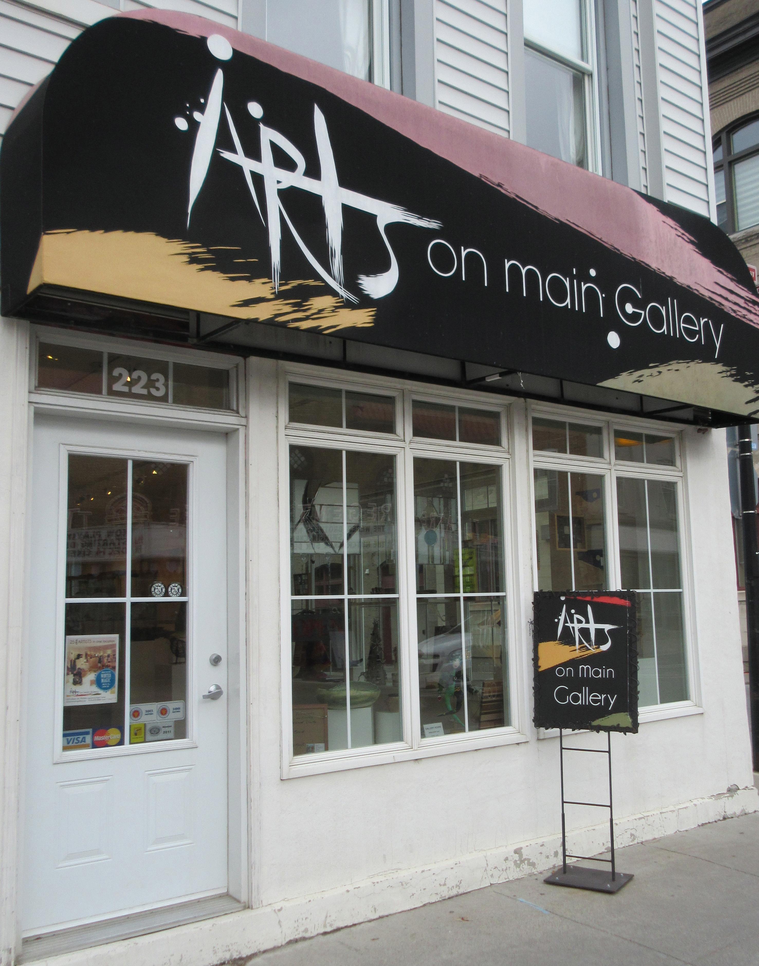 Arts on Main Gallery