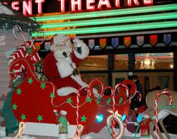 Picton Santa Claus Parade 2 #1068 Peggy
