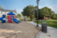 Benson Park Playground and path