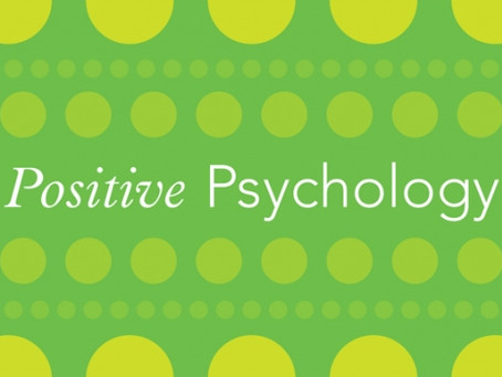 How can Positive Psychology help me and my family?