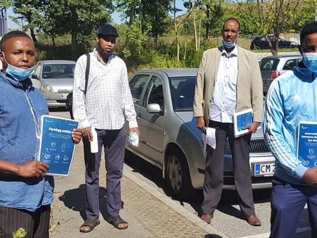 Myndigheder roser somalieres indsats mod Corona-smitte