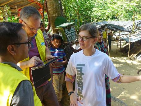 Internationalt samarbejde effektiviserer hjælpearbejdet