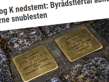 Da Odense Byråd snublede i sin moralske beslutning
