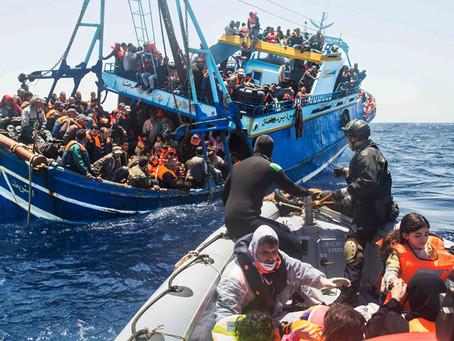 Over 1.500 flygtninge og migranter har i år mistet livet i Middelhavet i forsøget på at nå til Europ