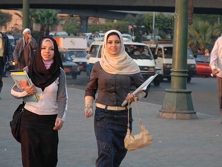 Landefakta om religionsfrihed i Egypten
