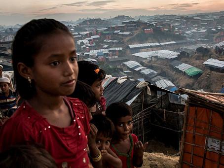 68,5 millioner mennesker på flugt: Antallet af fordrevne sætter rekord for femte år i træk