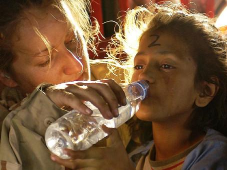 Vågn op til virkeligheden, Tesfaye