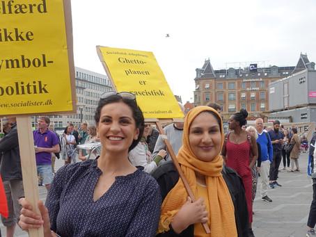 København viser solidaritet med verdens flygtninge