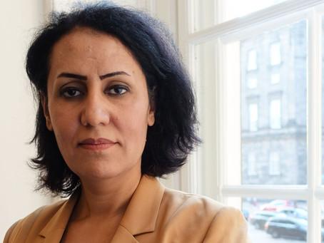 Læge giver forfulgte yezidier værdigheden tilbage