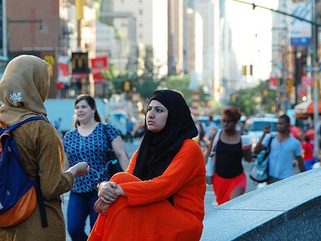 Flere jøder end muslimer i USA