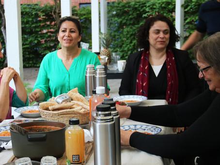 Jødiske og muslimske kvinder mødes om ligheder og forskelle