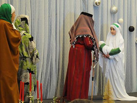Jul i moskeen