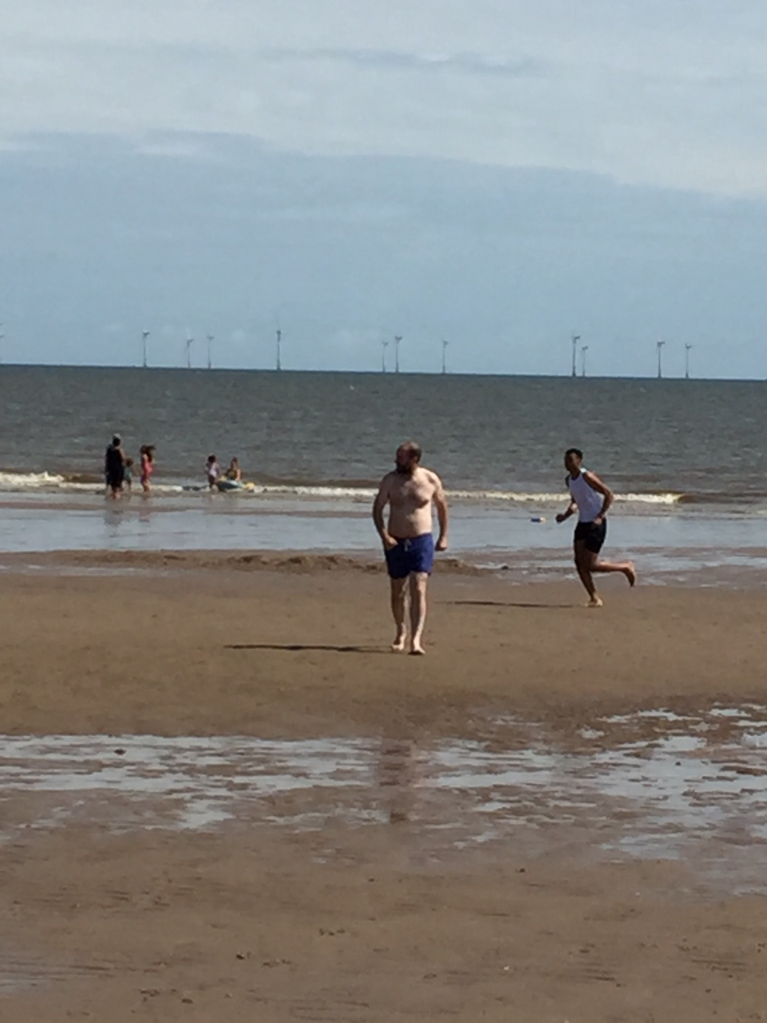 Trip to Skegness 2015.