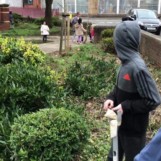 Community Fruit Tree planting 16.3.19