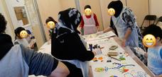 Art workshop January 2019.