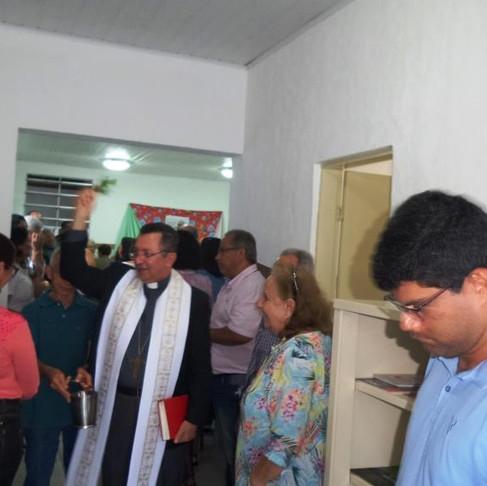 Cáritas de Aracaju inaugura novo espaço para atividades sociais