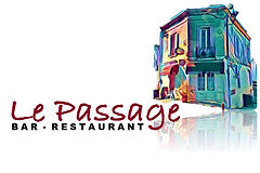 logo Bar, Restaurant le Passage