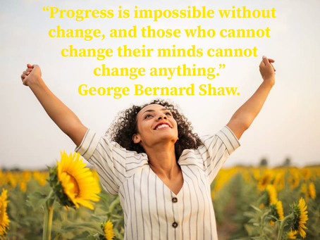 Making Progress in OUR Garden of Life
